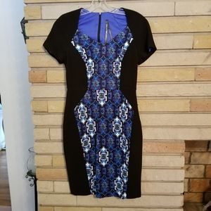 Andrew Marc New York Multi Dress Size 2